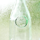 Recycled glass Royalty Free Stock Photography