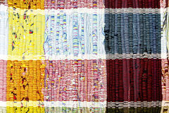 Recycled linen Royalty Free Stock Images