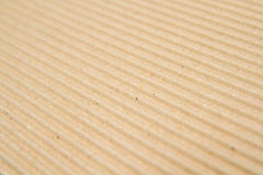 Recycled nature colored cardboard paper texture. abstract background Stock Photography