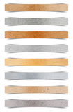 Recycled paper paper stick Stock Images