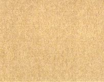 Recycled paper texture closeup. Royalty Free Stock Photo