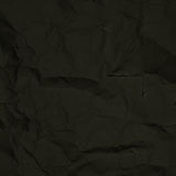 Recycled paper texture closeup background. Black Recycled paper texture closeup background. Crumpled paper texture background stock images