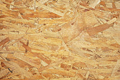 Recycled plywood board texture as background Royalty Free Stock Photos