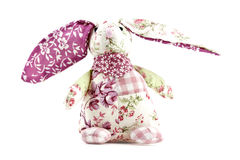 Recycled rabbit toy Royalty Free Stock Photo