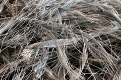 Recycled Wire Royalty Free Stock Image
