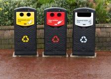 Recycleer Royalty-vrije Stock Afbeeldingen