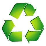 Recycleer Royalty-vrije Stock Foto