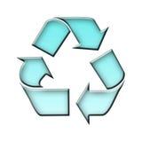 Recycleer. Stock Afbeeldingen