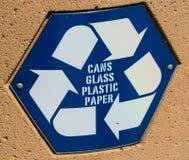Recycleer Stock Afbeeldingen