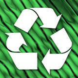 Recycleer Royalty-vrije Stock Afbeelding