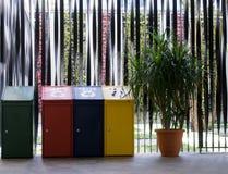 Recycleer Bak Stock Foto