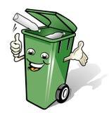 Recycleer bakken Royalty-vrije Stock Foto's