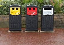 Recycleer Bakken Stock Fotografie