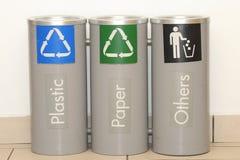Recycleer bakken Royalty-vrije Stock Fotografie