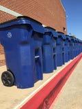 Recycleer blikken royalty-vrije stock afbeeldingen