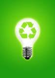 Recycleer Bol Royalty-vrije Stock Fotografie