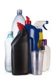 Recycleer de plastieken royalty-vrije stock afbeeldingen