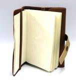 Recycleer document notitieboekje Stock Afbeelding