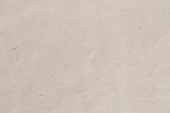 Recycleer document textuur voor achtergrond Stock Afbeelding