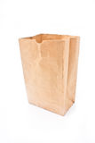 Recycleer document zak. Royalty-vrije Stock Afbeelding