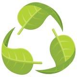 Recycleer Embleem Stock Afbeeldingen