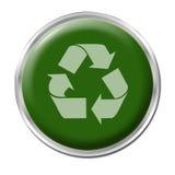 Recycleer Knoop Royalty-vrije Illustratie