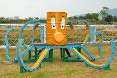 Recycleer Octopus Stock Afbeeldingen