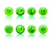 Recycleer symbolen Vector Illustratie
