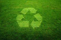 Recycleer symbool Stock Afbeeldingen