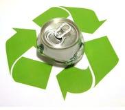 Recycleer Thema Stock Afbeelding
