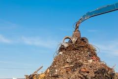 Recyclerend metaal Stock Fotografie