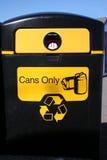 Recyclerende bak Stock Fotografie