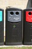 Recyclerende bak stock afbeelding