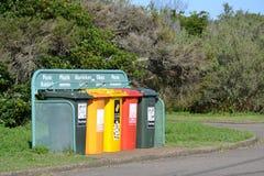 Recyclerende bakken Royalty-vrije Stock Fotografie