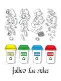 Recycles 6 Stock Photos