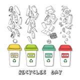Recycles 6 Stock Photo