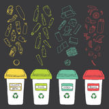 Recycles 6 Stock Photography