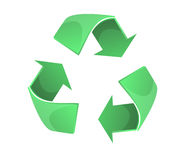 Recycles symbol Royalty Free Stock Photo