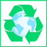 Recycling Royalty Free Stock Photos