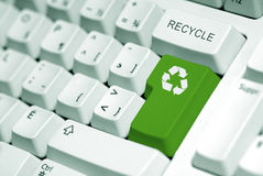 Recycling stock image