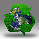 Recycling Royalty Free Stock Photography