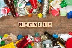 recycling royalty-vrije stock foto's
