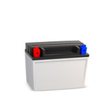 Recycling batteries and accumulators. Recycling concept Royalty Free Stock Images