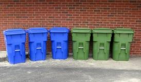 Free Recycling Bins Stock Photos - 8964433