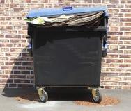 Recycling Bins Stock Image