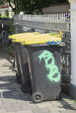 Recycling Bins Stock Images
