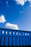 Recycling business and ecology Stock Photo
