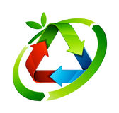 Recycling concept Stock Photos