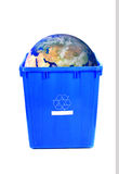 Recycling earth Stock Image