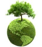 Recycling ecology concept Stock Photos